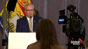 Reaction mixed to New Brunswick budget